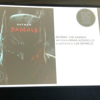 Sneak Peek Inside DC Black Label's Batman: Damned and Superman: Year One