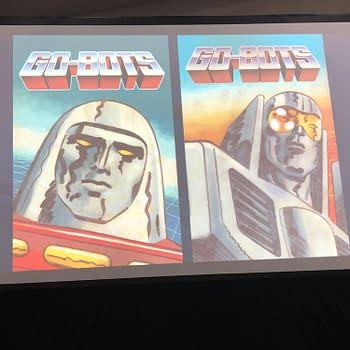 Tom Scioli to Reboot Go-Bots at IDW