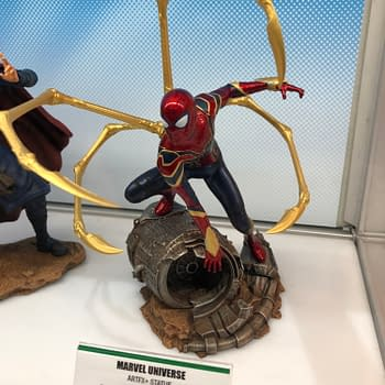 Check Out 65 Pics From the Kotobukiya Booth at SDCC