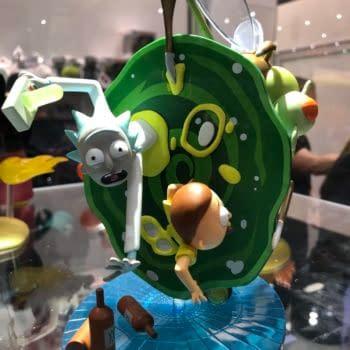 Kid Robot Has Rick and Morty, Spongebob, Bob's Burgers, and More at SDCC