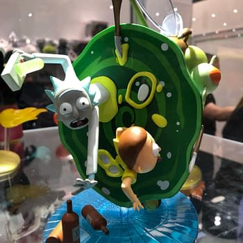 Kid Robot Has Rick and Morty Spongebob Bobs Burgers and More at SDCC