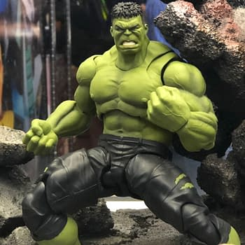 Check out 150+ Pics From the Bluefin Bandai and Storm Collectibles Booths at SDCC