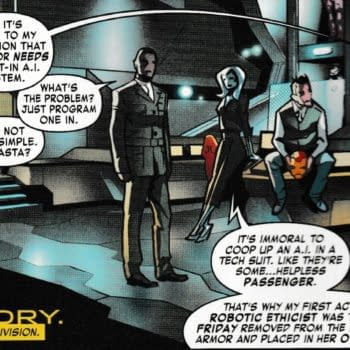 A New Status for Jim Rhodes, War Machine, in the Marvel Universe [Tony Stark: Iron Man #2 Spoilers]