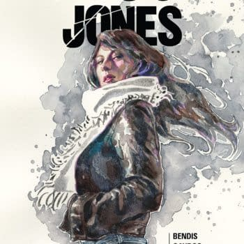 Jessica Jones Artist David Mack Wins Inkpot Award at His SDCC 2018 Panel