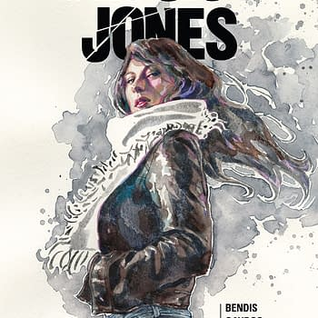 Jessica Jones Artist David Mack Wins Inkpot Award at His SDCC 2018 Panel