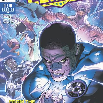 Justice League #3 Review: Before a Living Galaxy