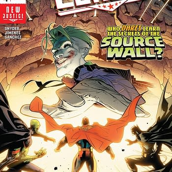 Justice League #4 Review: Upping the Stakes Even Further