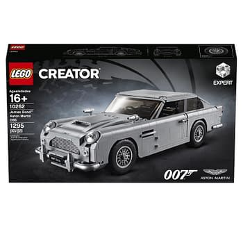 LEGO Announces James Bonds Aston Martin Coming August