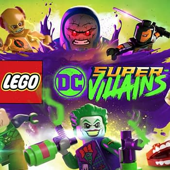 LEGO DC Super-Villains Receives a New Trailer in Time For SDCC