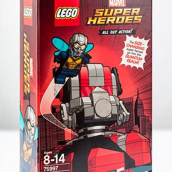 Ant-Man and The Wasp LEGO Set Coming Exclusively to SDCC