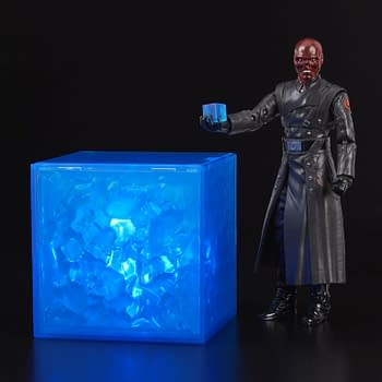 Marvel Legends  MCU 10th Anniversary Red Skull with Tesseract Coming to SDCC