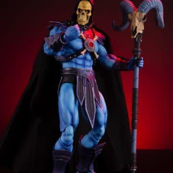 Masters of the Universe 1:6 Scale Skeletor Mondo Figure
