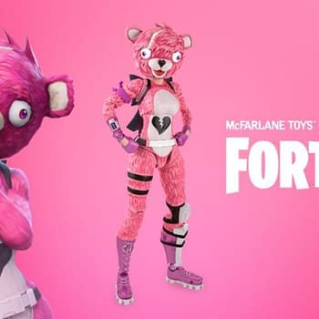 McFarlane Toys Acquires License to Make Fortnite Figures and More