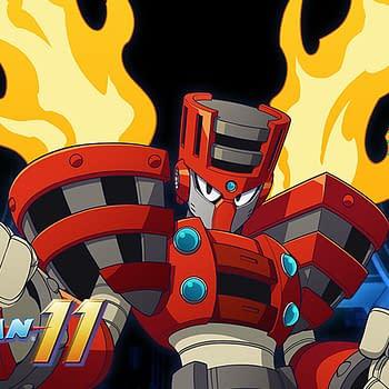 Capcom Reveals a New Mega Man 11 Enemy with Torch Man