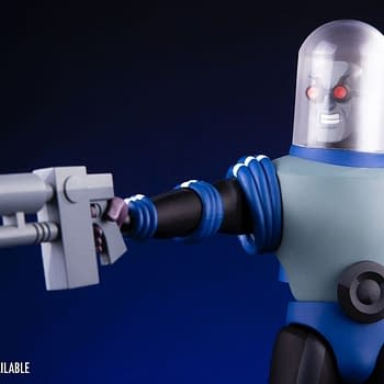 Batman Villain Mr. Freeze Gets a New Animated Series Mondo Figure