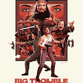 Mondo Music Release of the Week: Big Trouble in Little China