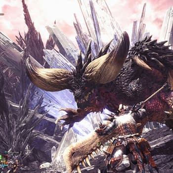 Capcom Releases Monster Hunter: World on PC Today