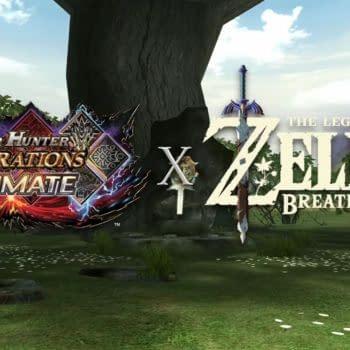 Monster Hunter Generations Ultimate Gets a Zelda Armor Crossover