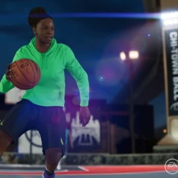 EA Sports Reveals NBA Live '19 Female Create-a-Player Mode