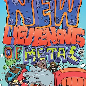 New Lieutenants of Metal #1 Review: Saving the World with Rock n Roll