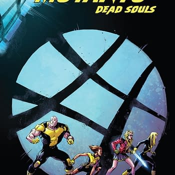 X-ual Healing: New Episodes of Agent Carter Debut in New Mutants Dead Souls #5