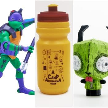 Nickelodeon Bringing TMNT, Spongebob, and More Exclusives to SDCC