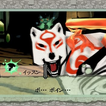 Capcom Releases New Okami HD Images for Nintendo Switch with Himiko and Rao