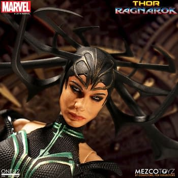 Thor: Ragnarok Villain Hela Coming from One:12 Collective