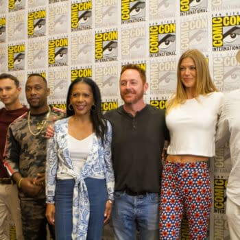 We Chatted with 'The Orville' Cast and Crew During SDCC