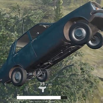 Popular PlayerUnknowns Battlegrounds Player Banned for Using Flying Car