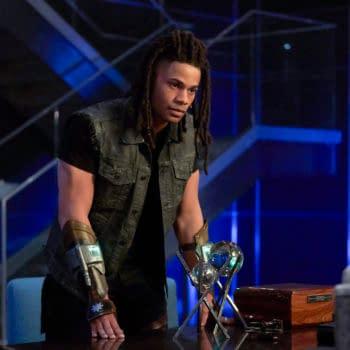 [BREAKING] Painkiller to Become Regular Cast Member in Black Lightning Season 2 [SDCC]