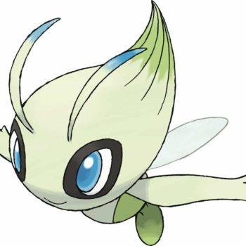 Celebi Has Been Added For Pokémon GO Fest Attendees