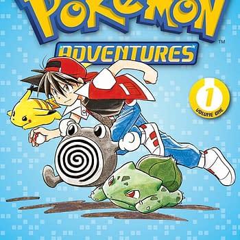 Gotta Read Em All: Viz Launches Pokémon Adventures Digital Manga Program