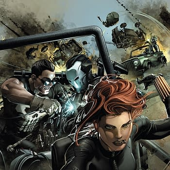 The Punisher #227 Review: Hunting Hydra with Black Widow and Winter Soldier