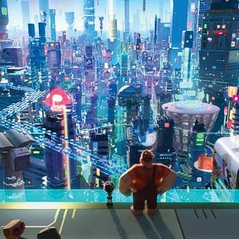 Dark Horse Not Marvel to Publish a Wreck-It Ralph Comic Book