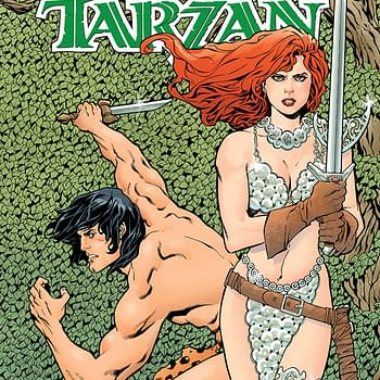 Red Sonja/Tarzan #3 Review: The Son of Tarzan