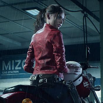 Capcom Shows Off Claire Redfield in Military Gear for Resident Evil 2