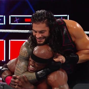 Bobby Lashley Steals Roman Reignss Big Dog Nickname After Extreme Rules Win