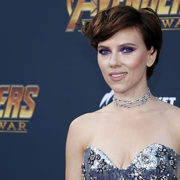 Scarlett Johansson Leaves Rub and Tug Offers Statement on Casting Controversy