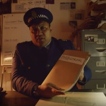 Taika Waititi Shares First Look at 'Wellington Paranormal' TV Series