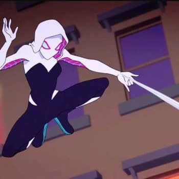 Dove Cameron Talks Her Version of Spider-Gwen from Marvel Rising: Initiation