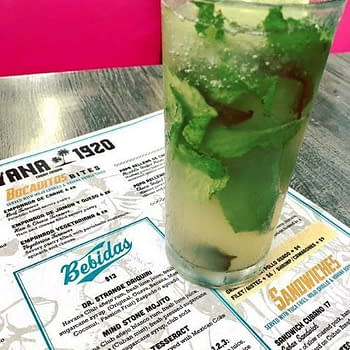 Nerd Food: We Try the Mind Stone Mojito and Asgardian Lager at Havana 1920