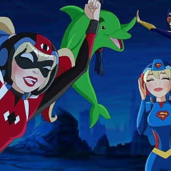 DC Super Hero Girls: Legends of Atlantis Review – A Clean Fun Adventure [SDCC]