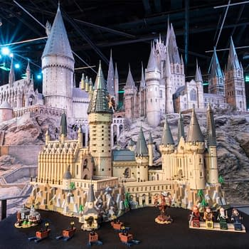 LEGO Hogwarts Is Giant Magical and Worth the $399 Price Tag