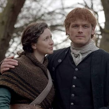 Outlander: Wanna Hear Caitriona Balfes Sam Heughan Impression