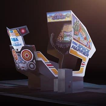 Theres a Kickstarter Funding a SEGA Arcade Pop-Up Book