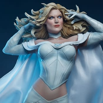 Emma Frost Premium Format Figure Available Now from Sideshow Collectibles