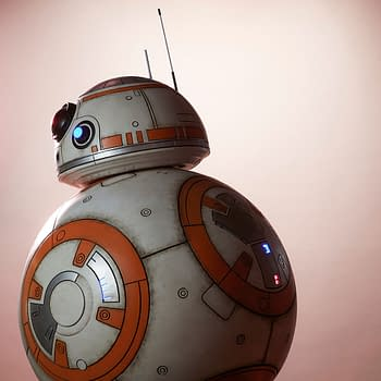 Star Wars Fans Can Now Own a Life-Size BB-8 from Sideshow Collectibles