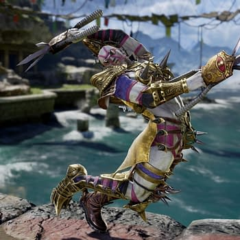 Voldo Finally Makes an Appearance in SoulCalibur VIs Latest Reveal