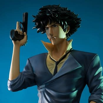 First 4 Figures Introduces Spike Spiegel Figure from New Cowboy Bebop Line